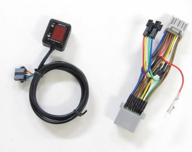 SPI-K35 シフトポジションインジケーターキット PROTEC(プロテック) Versys1000(ヴェルシス1000)12~16年