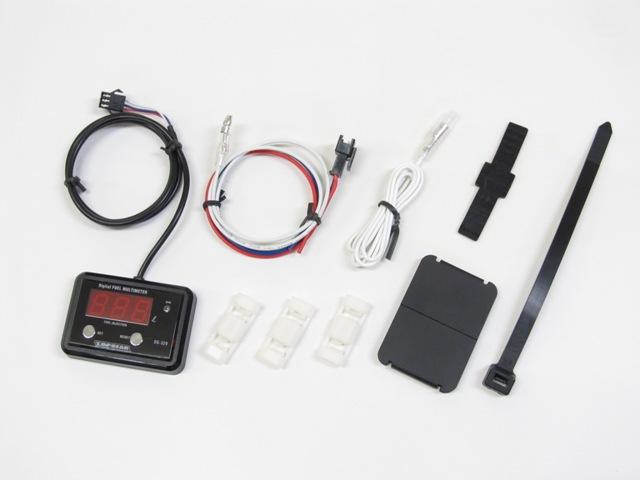 GSX1400(14年~) DG-S02 デジタルフューエルマルチメーター 車種専用キット PROTEC(プロテック)