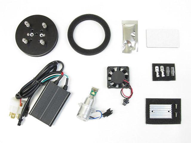 LB7-SS LEDヘッドライトバルブキット H7(スリム&ショートタイプ) 6000K PROTEC(プロテック) ZX-10R