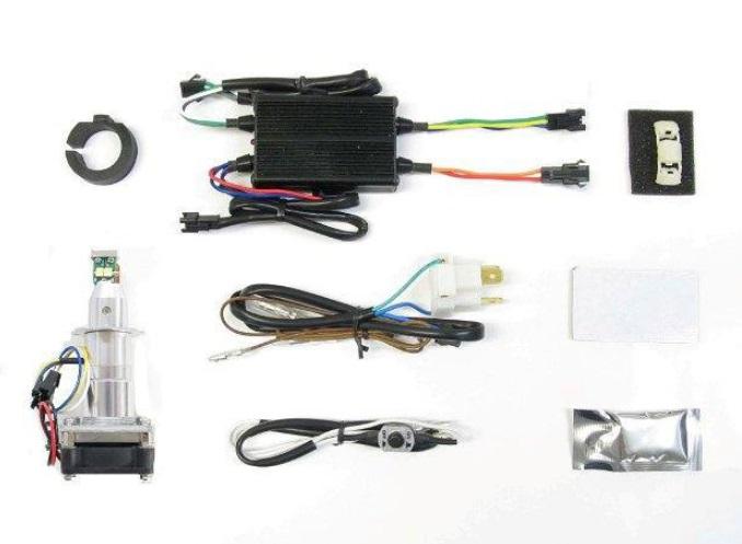 LB7W-KZ LEDヘッドライトバルブキット H7 Hi/Lo ※Hi側専用 6000K PROTEC(プロテック) Z800(13~16年)