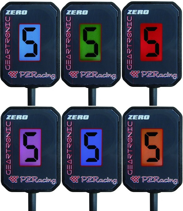 GSX-R600(04~05年) GEARTRONIC ZERO ギアインジゲーター PZRacing