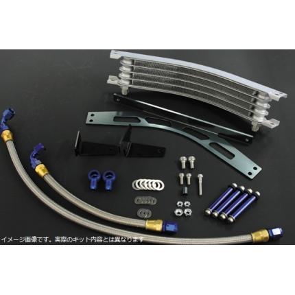 ラウンドオイルクーラーボルトオンキット7段 PLOT(プロト) ドカティM900