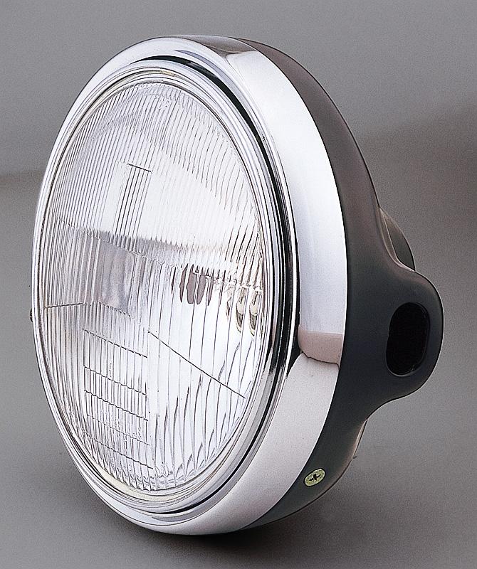 BRIGHTECヘッドライトシステム ブラックケース付 8mm汎用ケース付 PMC(ピーエムシー)