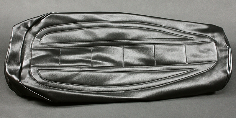 KZ1000A1/A2 77~78年 スタンダードタイプ シートレザー ブラック PMC(ピーエムシー)