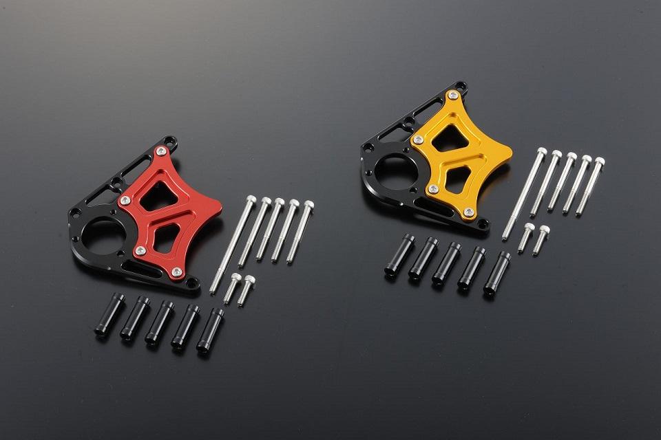 お気にいる スプロケットカバーwithクラッチピストンベース ブラック/ゴールド POSH(ポッシュ) GPZ900R Ninja(ニンジャ), おかしや:c7193eed --- construart30.dominiotemporario.com