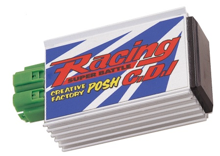 Racing C.D.I. スーパーバトル POSH(ポッシュ) リモコンJOG/ZR(06年、07年)、JOG-ZII(06年、07年)JOG(06年、07年)、BJ(06年、07年)