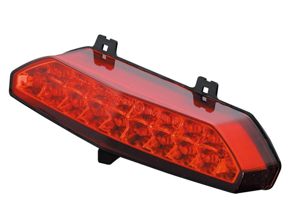 LEDテールランプユニット レッド POSH(ポッシュ) ZRX1200 DAEG(ダエグ)