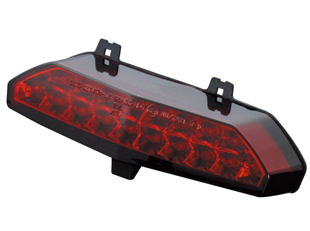 LEDテールランプユニット ダークレッド POSH(ポッシュ) ZRX1200 DAEG(ダエグ)