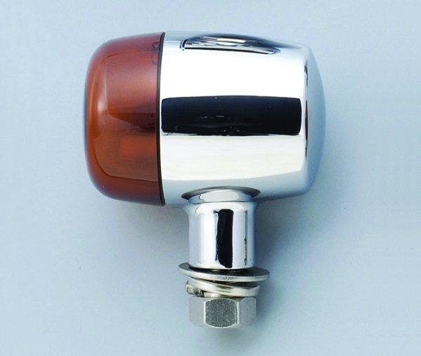ボルトオンウインカーキット Basic71タイプ メッキ/オレンジレンズ 4個セット POSH(ポッシュ) CB400SF SPEC3(06~07年)