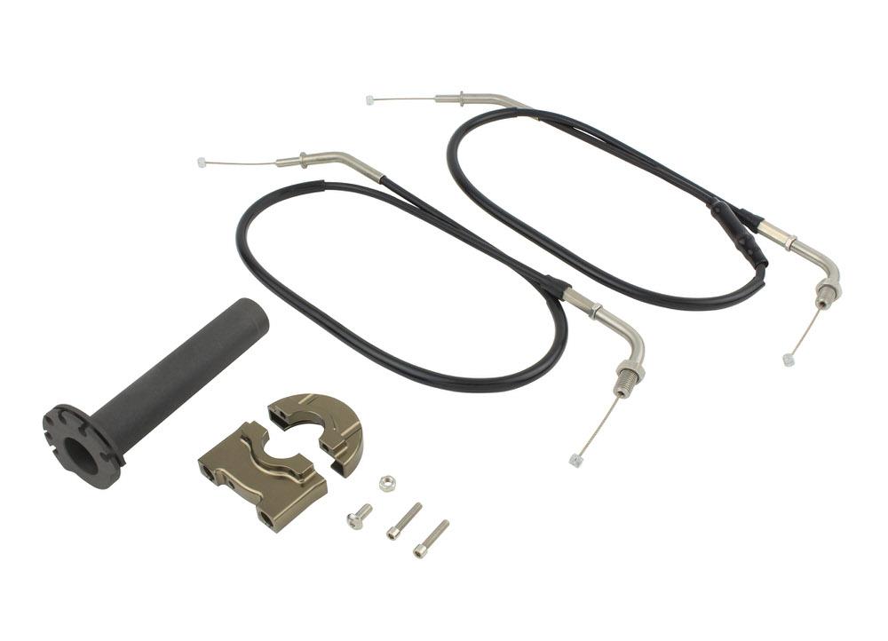 コンパクトハイスロットルキット チタン POSH(ポッシュ) Z900RS