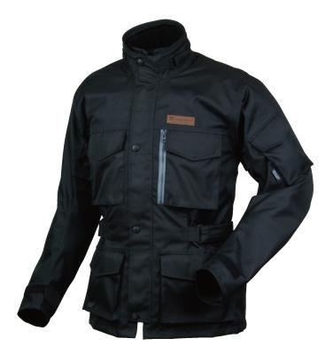 RR4005 SSFトレイルツーリングジャケット ブラック BMサイズ ラフアンドロード(Rough&Road)