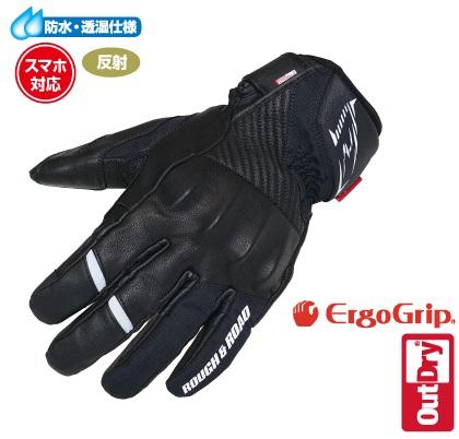 RR8762BK3 OutDry EGプロテクショングローブ ブラック Lサイズ ラフアンドロード(Rough&Road)