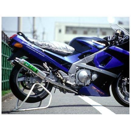 超人気新品 RPM-DUAL(デュアル)マフラーJMCA認定タイプ RPM ZZ-R400 RPM ZZ-R400 90~92年, 日之出工業:554dde1f --- ggcr.jp