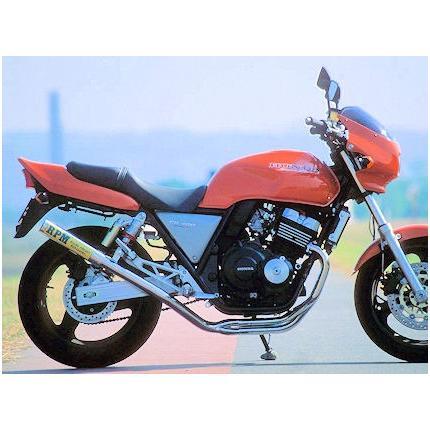 RPM-4-2-1マフラーJMCA認定タイプ RPM CB400SF(R&S) 92~99年
