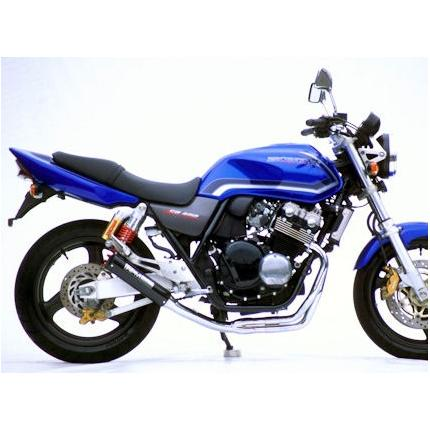RPM-SHORT(ショート)マフラー RPM CB400SF(VTEC)VTEC1~VTEC3 99~06年