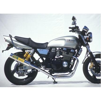 RPM-4-2-1マフラー RPM XJR400 01年~