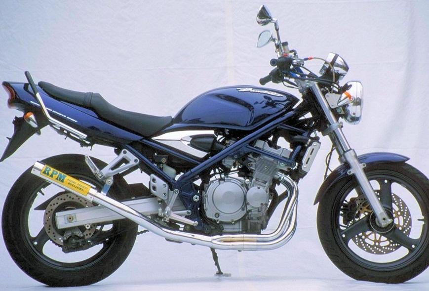 バンディット250/V(BANDIT)GJ77A RPM-67Racing(レーシング)マフラー(ステンレスサイレンサーカバー) RPM