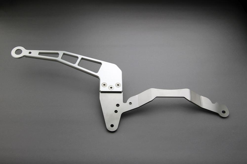 BMW R1200RT 14年~ アンテナステー ロングタイプ(トップケース幅630mmに対応) r's gear(アールズギア)