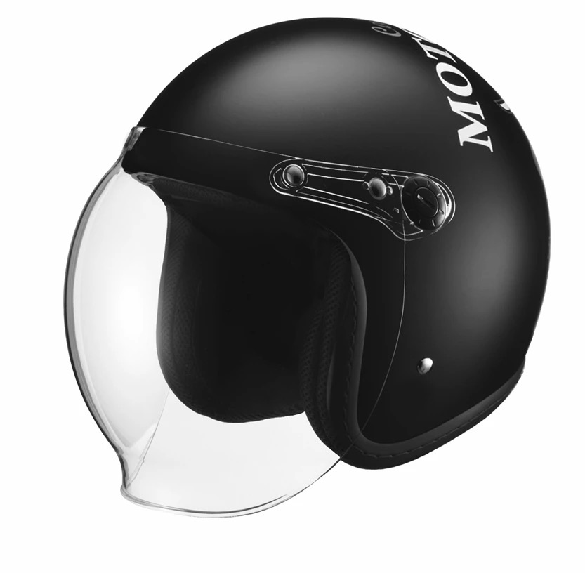 KNUCKLE HEAD MOTORCYCLE2 ヘルメット マット ブラック RIDEZ(ライズ)
