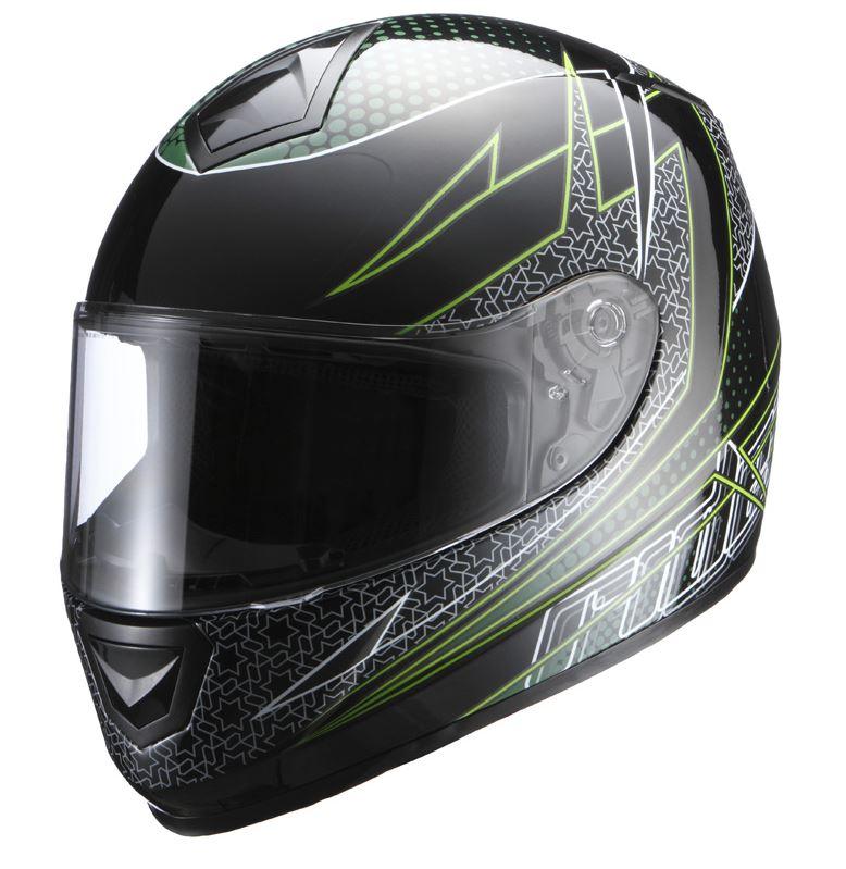 ハンドレッドヘルメット Speed Line グリーン Lフリーサイズ(57-60cm) RIDEZ(ライズ)