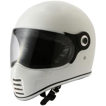 XX ヘルメット ホワイト(M) RIDEZ(ライズ)