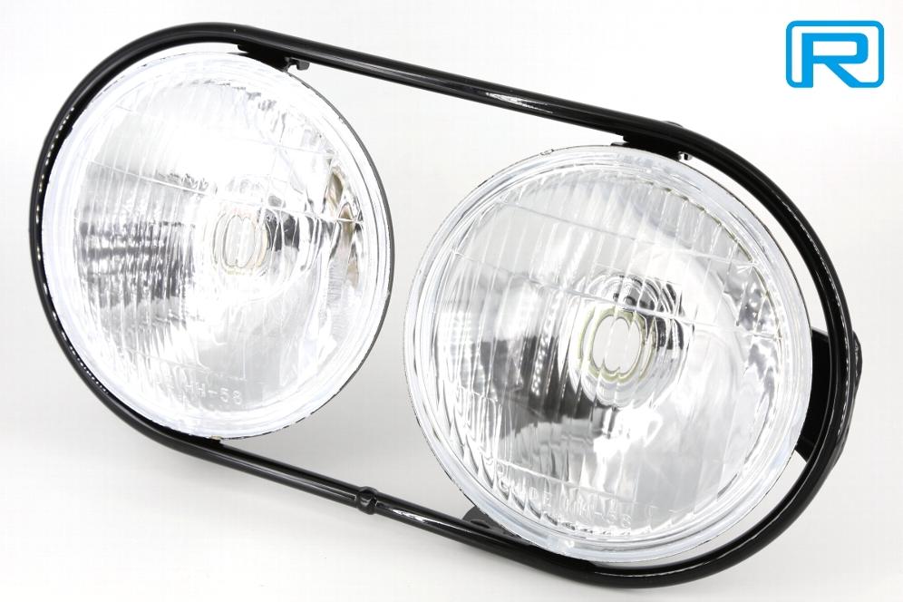 送料無料 デカ目KIT スピード対応 全国送料無料 ヘッドライト 新品 RinParts ズーマー リンパーツ ZOOMER