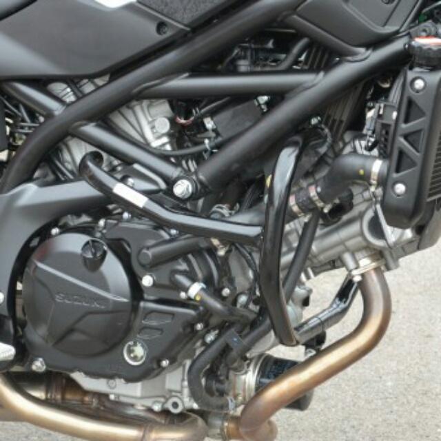 エンジンガード レンテック(RENNTEC) SV650/X ABS(16年)