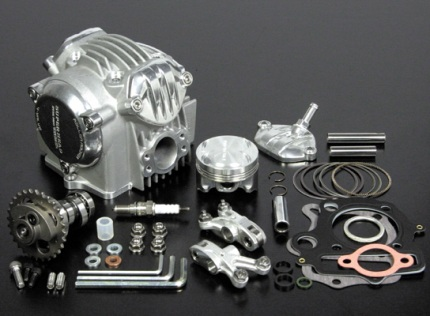 【現金特価】 モンキー(MONKEY)SP武川ボア&ストロークアップ124cc装着用スーパーヘッド4バルブ+RバージョンUPキット, シャコタングン:62f9d58a --- fabricadecultura.org.br