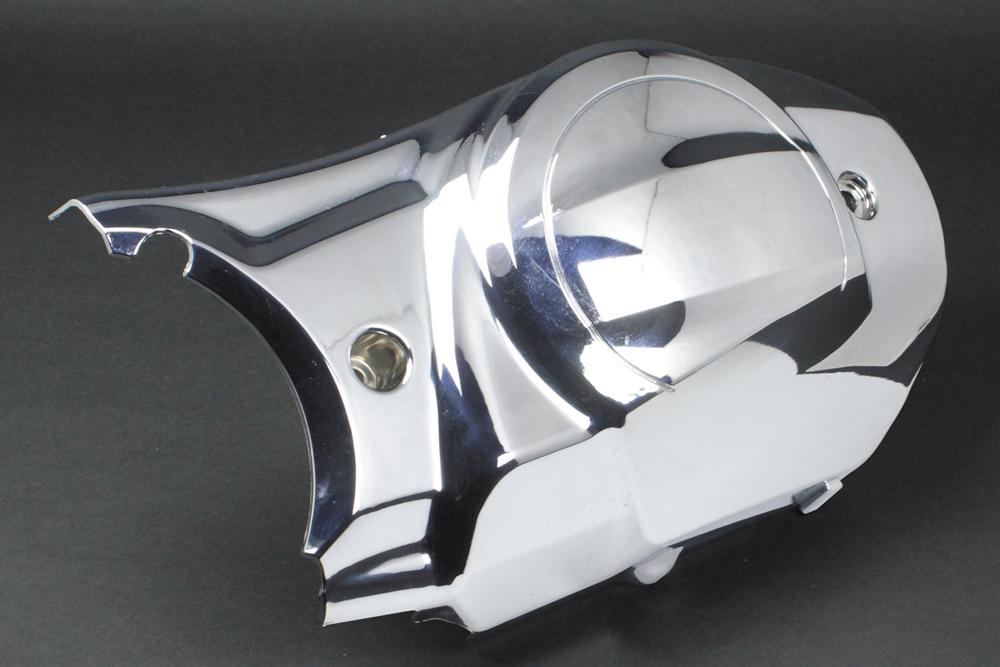 優れた品質 マジェスティS(MAJESTY)SG28J クラッチカバー(ABS製/メッキ) SP武川(TAKEGAWA), キソムラ:c08a27c0 --- canoncity.azurewebsites.net