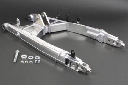 GROM(グロム)JC61 アルミスイングアーム(スタビライザー無し)15mmロング SP武川(TAKEGAWA)