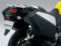 樹脂サイドケースセット SUZUKI(スズキ) Vストローム(V-Strom)1000 ABS/XT ABS(17年)