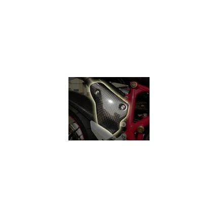 マフラーヒートガード カーボン 1098 SAITANIYA(才谷屋ファクトリー)