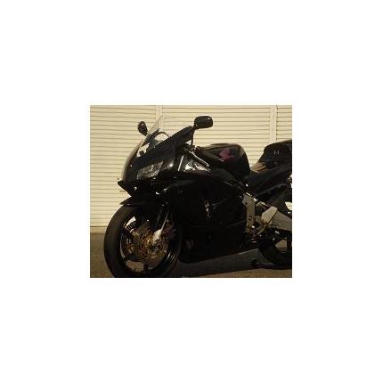 600RRレプリカフルカウル(600RRヘッドライトバージョン) 黒ゲル CBR250RR 90年~ SAITANIYA(才谷屋ファクトリー)