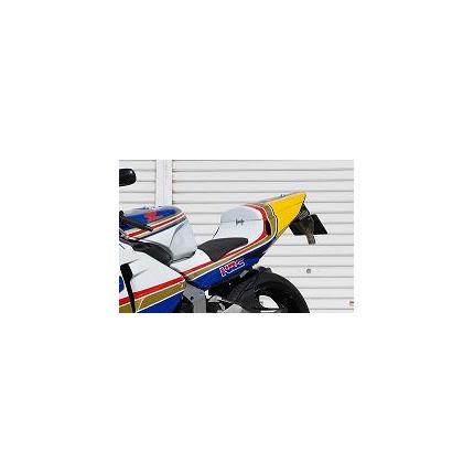 シングルシートTYPE-2(丸テールバージョン) 白ゲル CBR250RR 90年~ SAITANIYA(才谷屋ファクトリー)
