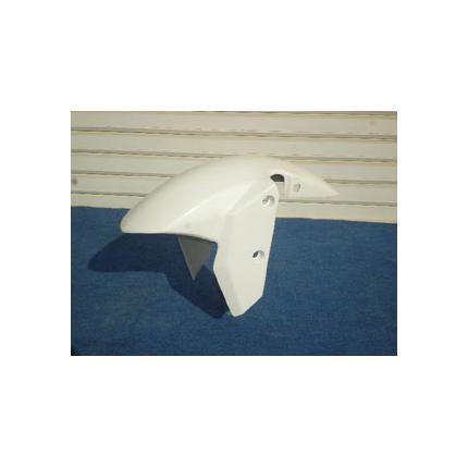 フロントフェンダー(GPtype) 白ゲル CBR250R(MC41) 11年 SAITANIYA(才谷屋ファクトリー)