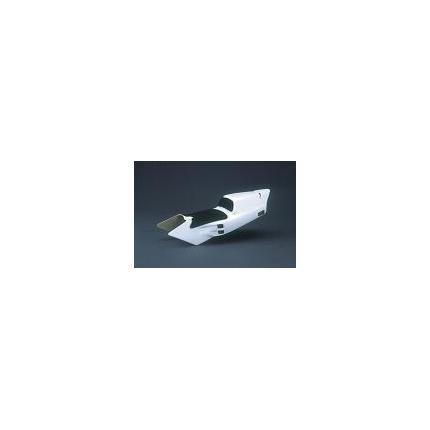シングルシート ストリート 白ゲル NS50F/R SAITANIYA(才谷屋ファクトリー)