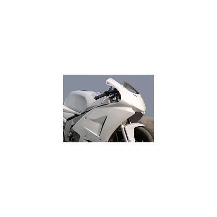 NSFレプリカハーフカウル レース 白ゲル NSR50/80 SAITANIYA(才谷屋ファクトリー)