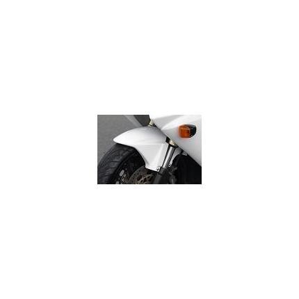 600RRレプリカフロントフェンダー 白ゲル RVF400 SAITANIYA(才谷屋ファクトリー)