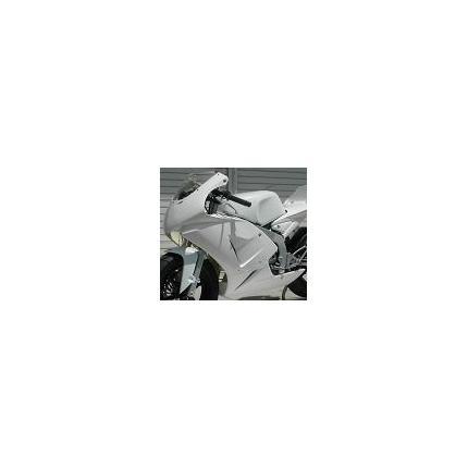 フルカウル レース 白ゲル NSF100 SAITANIYA(才谷屋ファクトリー)