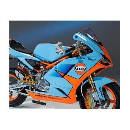 1098typeフルカウル 耐久レース2灯 白ゲル クリアーレンズ NSF100 SAITANIYA(才谷屋ファクトリー)