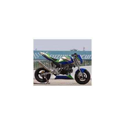 5点スペシャルプライス レース 黒ゲル KSR110 SAITANIYA(才谷屋ファクトリー)