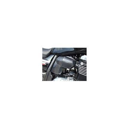 インジェクターカバー 黒ゲル ZRX1200[DAEG] SAITANIYA(才谷屋ファクトリー)