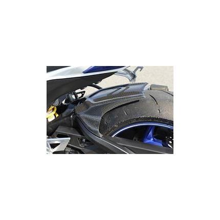 リアフェンダー 黒ゲル GSX-R600 08~10年 SAITANIYA(才谷屋ファクトリー)