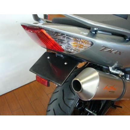 フェンダーレスキット 黒ゲル T-MAX(SJ08J) 08~11年 SAITANIYA(才谷屋ファクトリー)