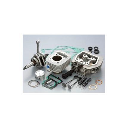 Endurance Run ボアストロークアップキット ER 125cc+コンバージョンキット SHIFT UP(シフトアップ) APE(エイプ)50