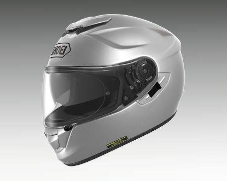 GT-Air (ジーティー - エアー) ライトシルバー Sサイズ SHOEI(ショウエイ)