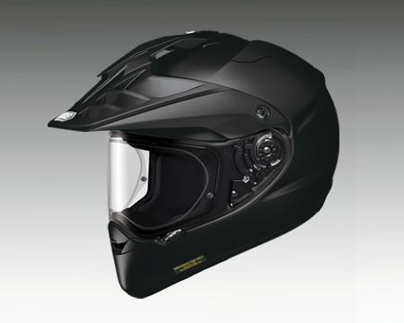 HORNET ADV (ホーネット エーディーブイ) ブラック M(57cm) オフロードヘルメット SHOEI(ショウエイ)
