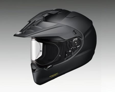HORNET ADV (ホーネット エーディーブイ) マットブラック S(55cm) オフロードヘルメット SHOEI(ショウエイ)