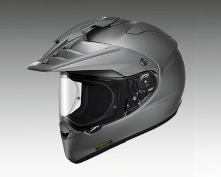 HORNET ADV (ホーネット エーディーブイ) マットディープグレー S(55cm) オフロードヘルメット SHOEI(ショウエイ)