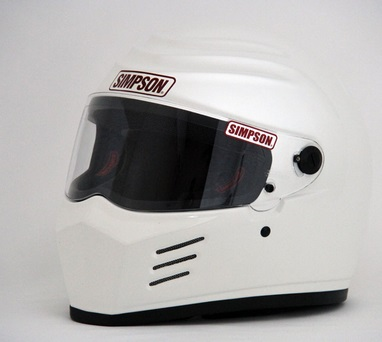 OUTLAW(アウトロー)ヘルメット ホワイト 62cm(7-3/4) 62cm(7-3/4) ホワイト SIMPSON(シンプソン), ミヤマエク:0adb62e7 --- data.gd.no